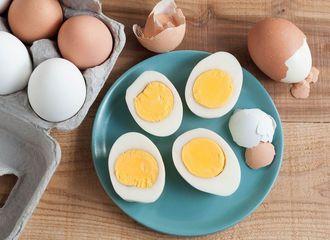 Tips Simpan Telur Rebus Agar Bisa Tahan Lama