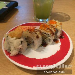 Foto 3 - Makanan di Genki Sushi oleh Shella Anastasia