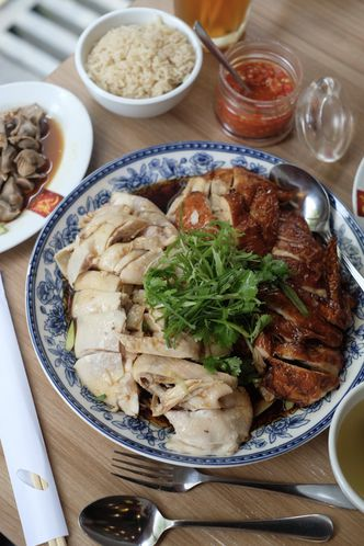 Foto Makanan di Wee Nam Kee