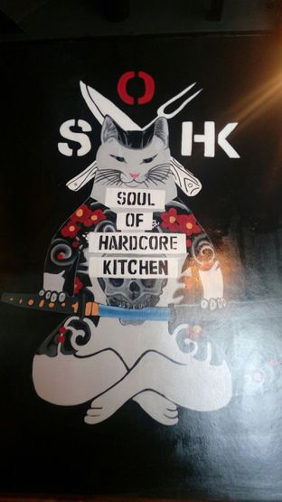 Foto 7 - Interior di SOHK! Soul Of Hardcore Kitchen oleh felita [@duocicip]