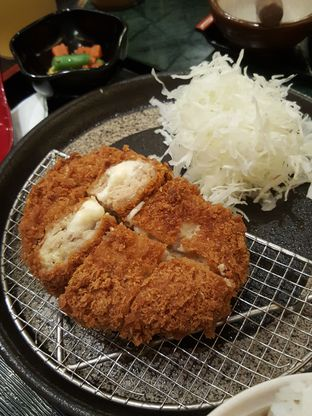 Foto 2 - Makanan di Kimukatsu oleh Stallone Tjia (@Stallonation)