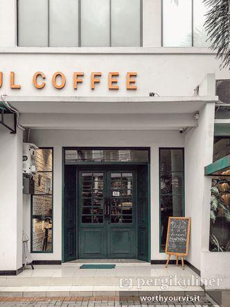 Foto Eksterior di Java Soul Coffee