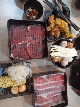 Foto 2 - Makanan di Kitamura Shabu - Shabu oleh @egabrielapriska