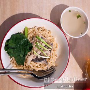 Foto 1 - Makanan(Songmie ayam jamur) di Mie Mapan oleh Prita Hayuning Dias