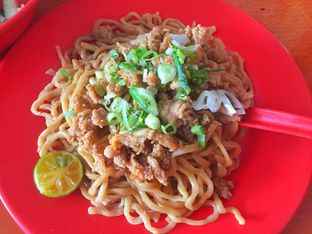 Foto 2 - Makanan di Bakmi Ahok Dempo Palembang oleh Maria Teresia