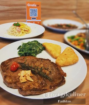 Foto 1 - Makanan di C4 Steak House oleh Muhammad Fadhlan (@jktfoodseeker)