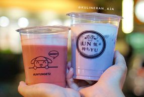 Foto Unyu Cheese Tea