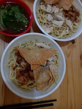 Foto Makanan di Bakmi Bintang Gading