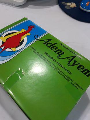 Foto 2 - Makanan di RM Adem Ayem oleh Mouthgasm.jkt
