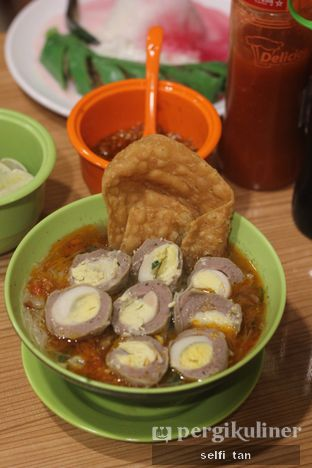 Foto 2 - Makanan di Bakso Solo Samrat oleh Selfi Tan