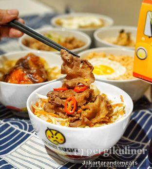 Foto 1 - Makanan di Genki Sushi oleh Jakartarandomeats