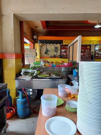 Foto Interior di Warung Nasi Alam Sunda