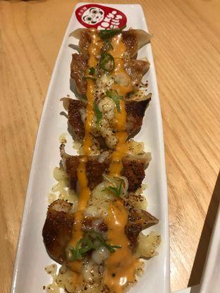 Foto 2 - Makanan(Gyoza Mozarella Chicken) di Tokyo Belly oleh snooshi