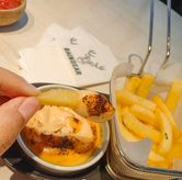 Foto Mentai Fries di Raindear Coffee & Kitchen