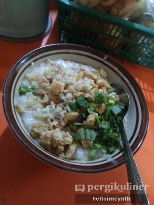 Foto - Makanan di Bubur Ayam Special Keluarga Alex oleh cynthia lim
