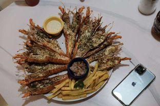 Foto 1 - Makanan di LOVEster Shack oleh harizakbaralam