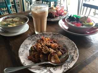 Foto 1 - Makanan di Nyonya Peranakan Cuisine oleh @yoliechan_lie