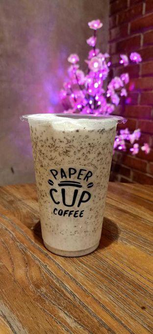 Foto 4 - Makanan(Cookies n Cream) di Papercup Coffee oleh Afifah Romadhiani
