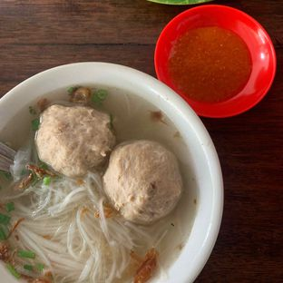 Foto review Es Teler Mini & Bakso Daging Sapi Asli oleh Yepsa Yunika 1