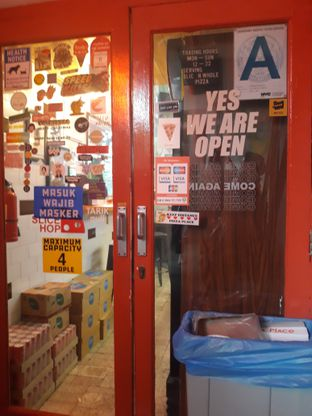 Foto 4 - Interior di Pizza Place oleh Mouthgasm.jkt