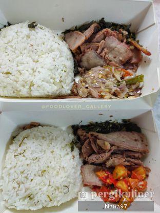 Foto 3 - Makanan di Daging Asap Sambal oleh Nana (IG: @foodlover_gallery)