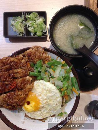 Foto 2 - Makanan di Gyu Jin Teppan oleh a bogus foodie