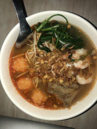 Foto 2 - Makanan di Mie Udang Singapore Mimi oleh Mitha Komala