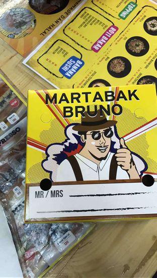 Foto 1 - Makanan di Martabak Bruno oleh @duorakuss