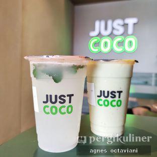 Foto review Just Coco oleh Agnes Octaviani 2