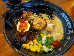 Foto 3 - Makanan(Chasu Black Garlic Ramen Special) di Sai Ramen oleh Komentator Isenk