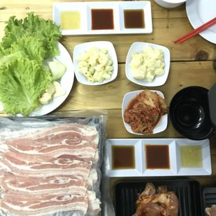 Foto review Bak Bak Korean BBQ oleh @fridoo_  1