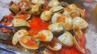 Foto 2 - Makanan di Kerang Kiloan Pak Rudi oleh Satesameliano 'akugadisgembul'