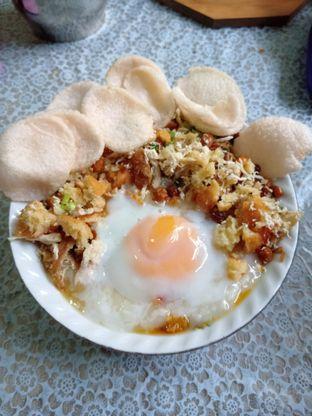 Foto review Bubur Ayam Bang Udin oleh Florentine Lin 1