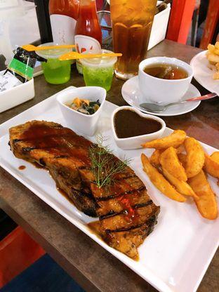 Foto 15 - Makanan di Double U Steak by Chef Widhi oleh yudistira ishak abrar