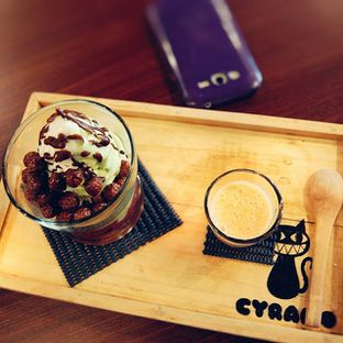 Foto 1 - Makanan di Cyrano Cafe oleh felicia tammy