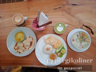 Foto 1 - Makanan di Equator Coffee & Gallery oleh Iin Puspasari