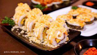 Foto 4 - Makanan(Yaki Kani Crunch Roll) di Rumah Lezat Simplisio oleh @kulineran_aja