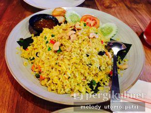 Foto 2 - Makanan(khao pad pla kem) di Thai Alley oleh Melody Utomo Putri