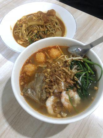 Foto Makanan di Mie Udang Singapore Mimi