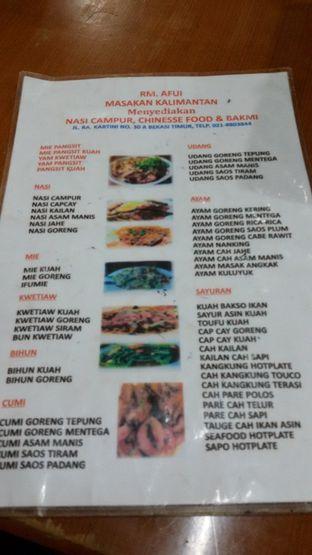 Foto review RM Afui Masakan Kalimantan oleh Natallia Tanywan 5