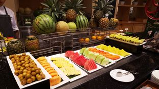 Foto 27 - Makanan(fruits) di Sailendra - Hotel JW Marriott oleh maysfood journal.blogspot.com Maygreen