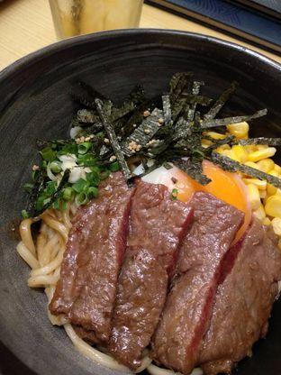 Foto 1 - Makanan(Masamune mazesoba (IDR 68k)) di Kabuto oleh Renodaneswara @caesarinodswr