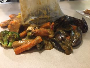 Foto 3 - Makanan di Cut The Crab oleh Theodora