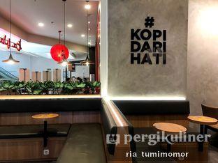 Foto 2 - Interior di Kopi Janji Jiwa oleh riamrt
