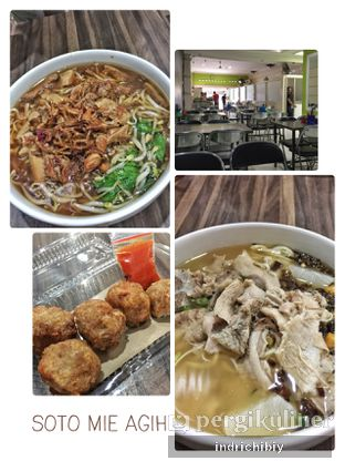 """Foto 1 - Makanan di Soto Mie """"AGIH"""" Sukabumi oleh Indriani Kartanadi"""
