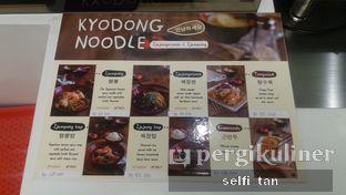 Foto 3 - Menu di Kyodong Noodle oleh Selfi Tan
