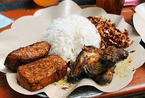 Foto Ayam Bakar Nusantara