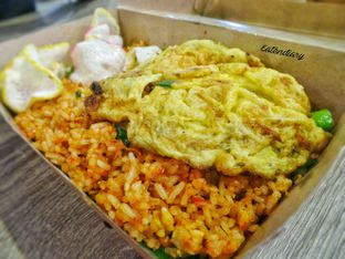 Foto 2 - Makanan di Nasgor GW oleh @eatendiary