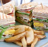 Foto Club Sandwich (Sharing) di Morning Glory