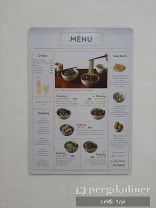 Foto 6 - Menu di Fook Mee Noodle Bar oleh Selfi Tan